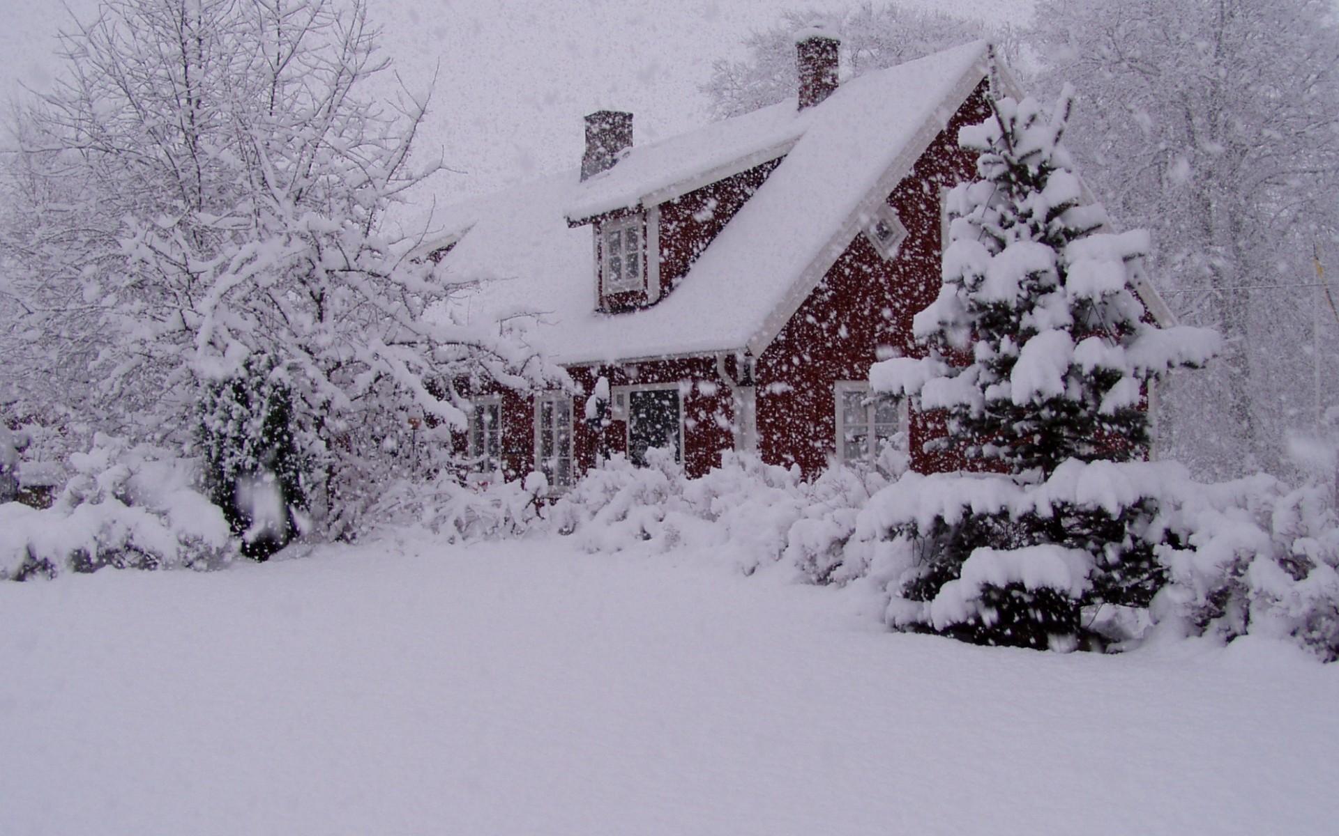 Winter in Ängelholm