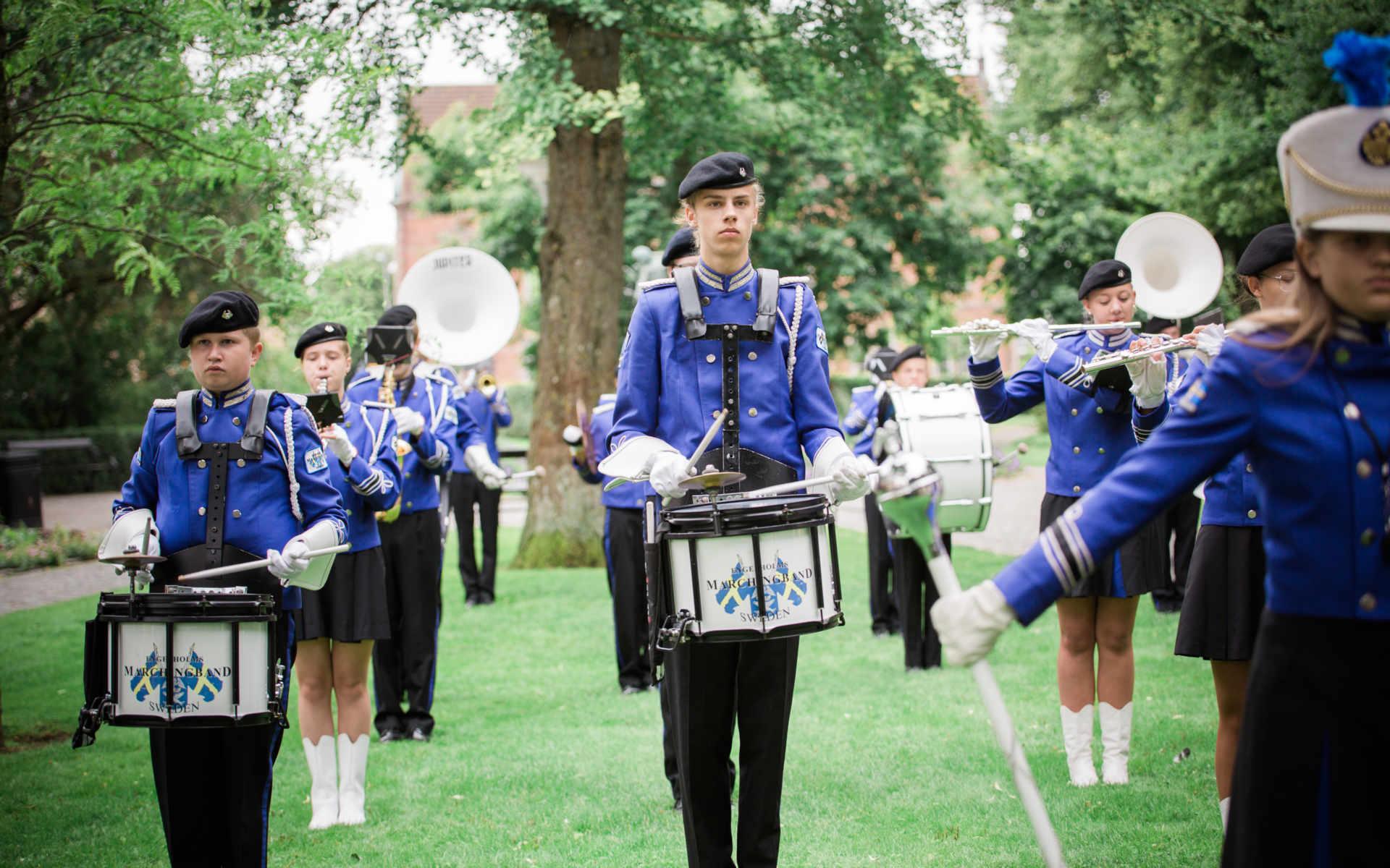 Ängelholms Marching Band