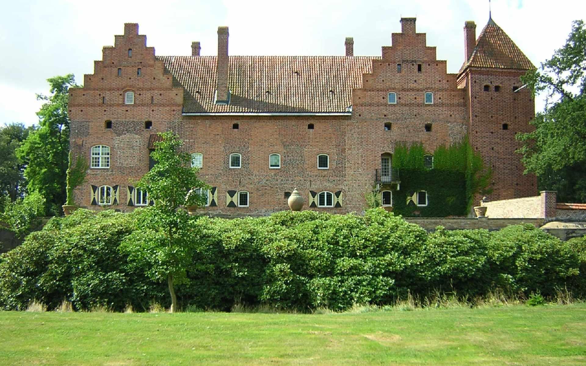 Visning av Vegeholms slott 2017