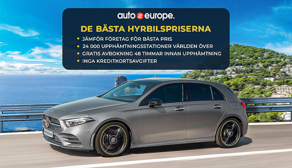 auto europe swedish