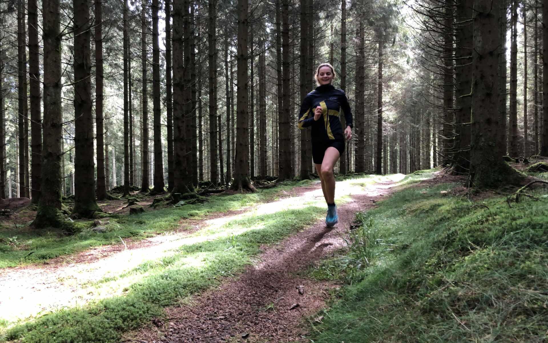 Trailrunning Hallandsåsen