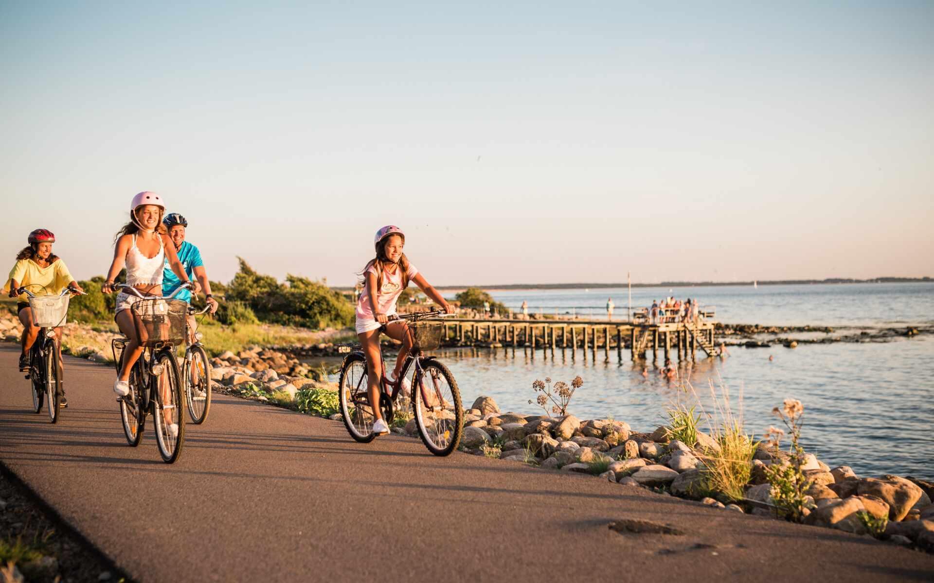 Cykeltrim i Ängelholm 2020