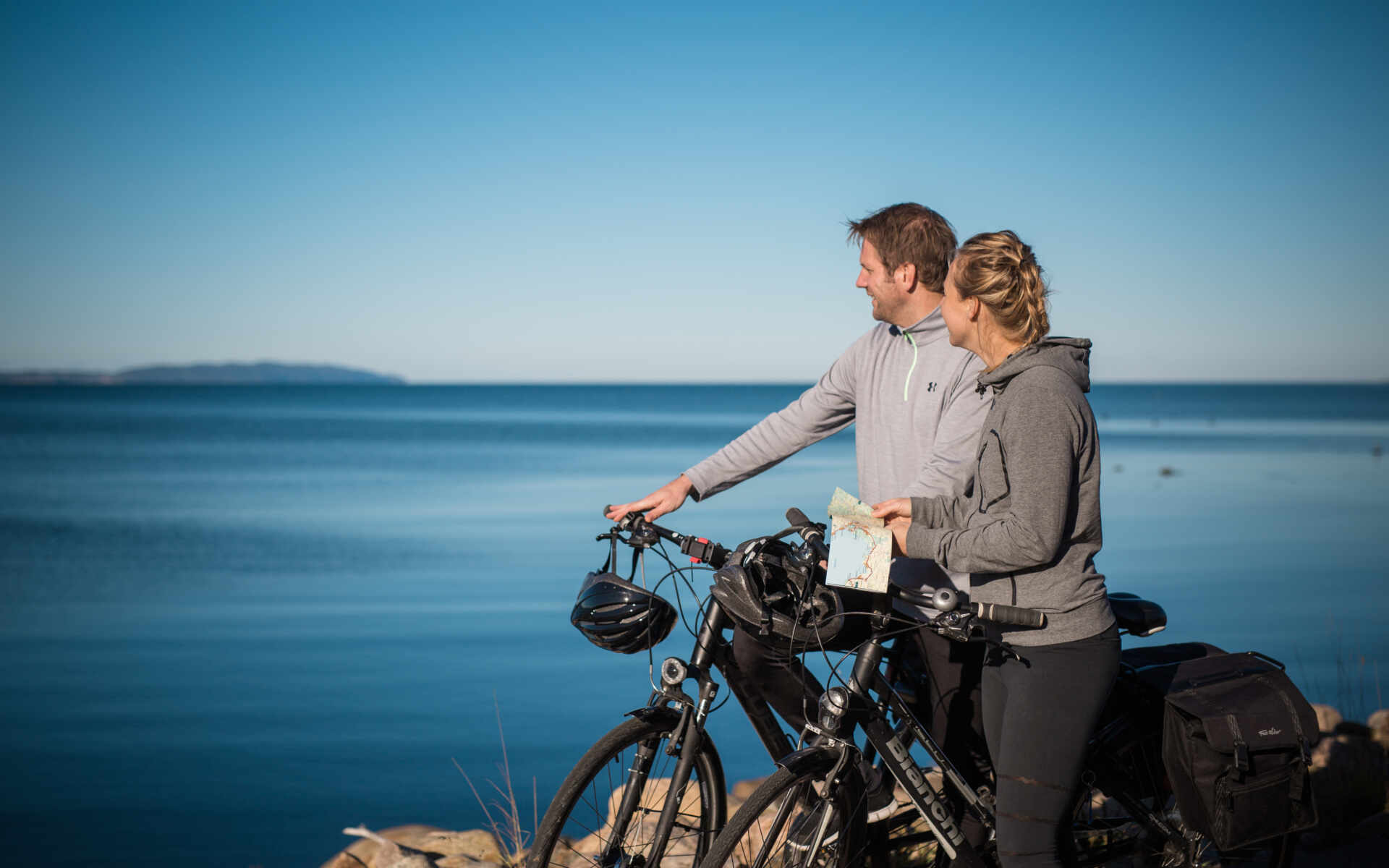 Upptäck Nordvästra Skåne på cykel