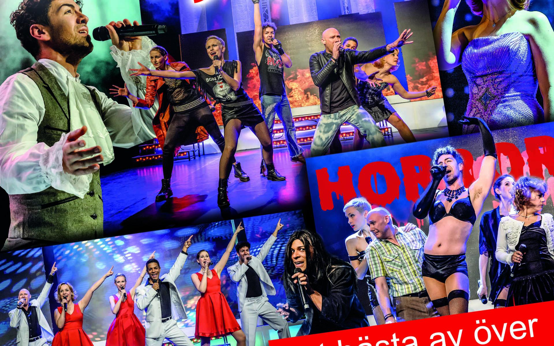 Musical Highlights 20/2 kl 20 på Jarl Kulle Scenen