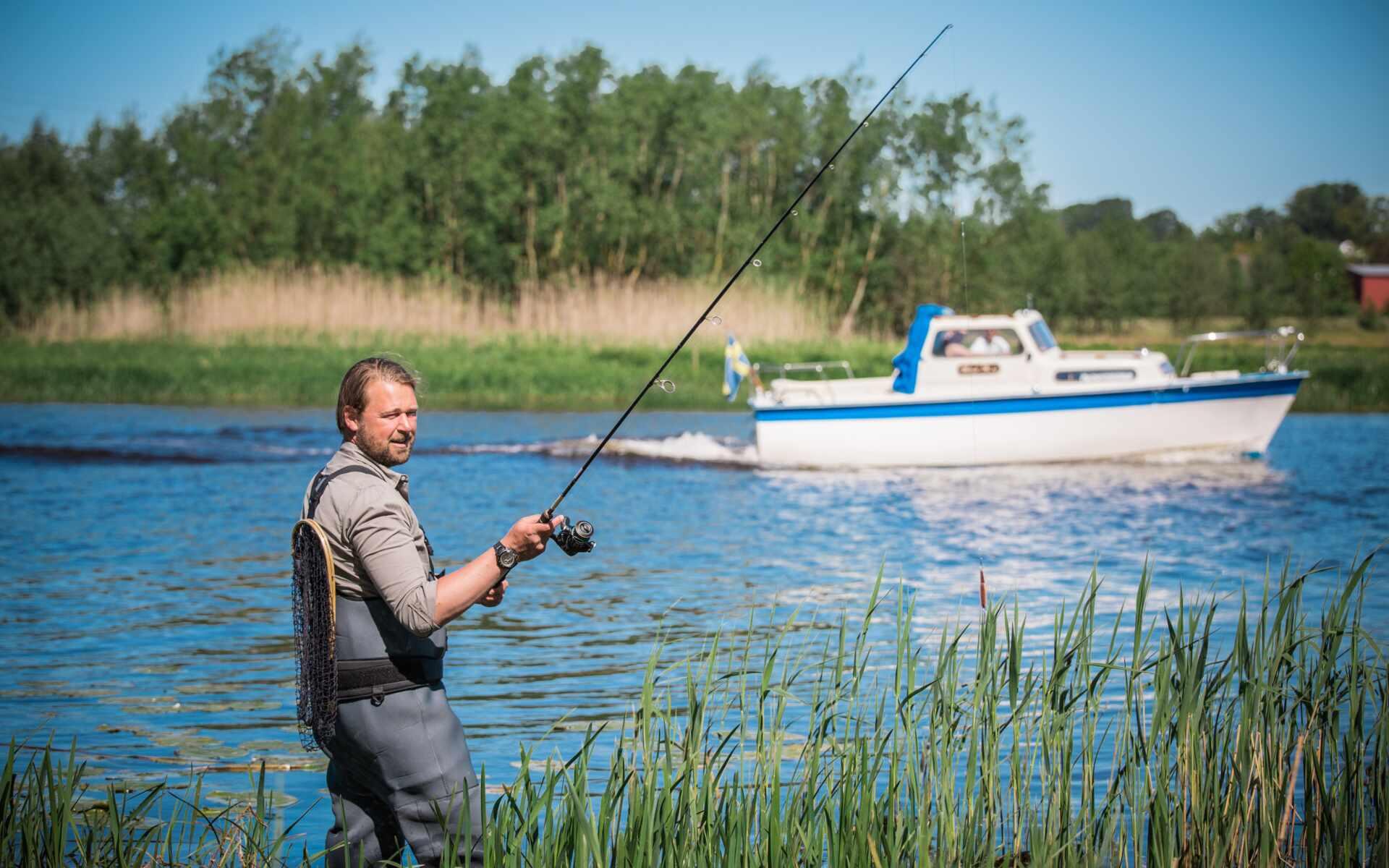 Fiskekort Rönne å